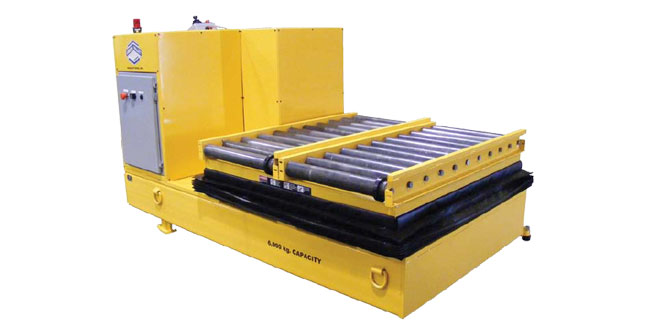 Double Station Die & Mold Carts