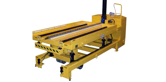 Single Station Die & Mold Carts