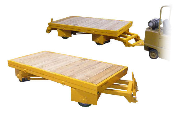 4 Wheel Steer Trailers