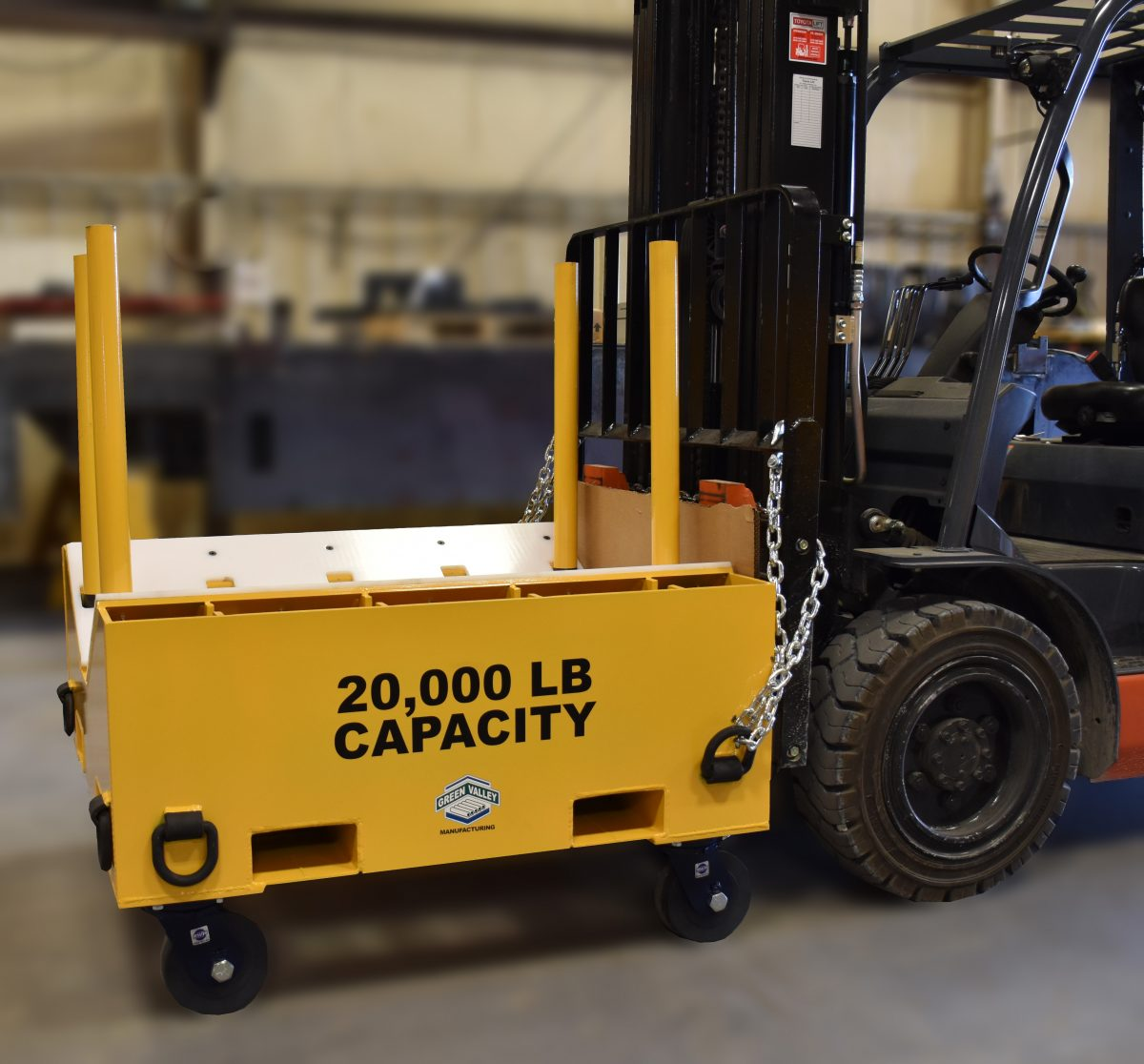 20,000 lb. Scooter Trailer
