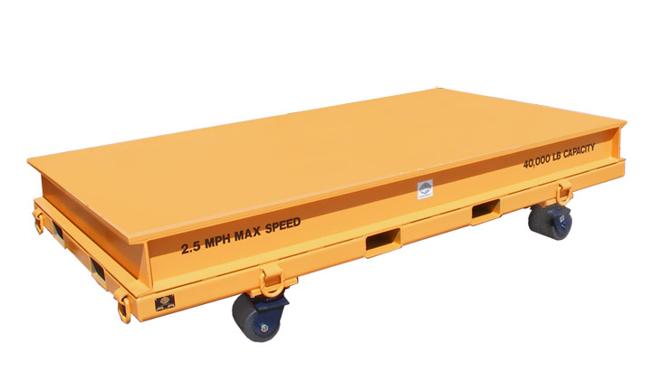 40,000 LB. Scooter Industrial Trailer for Material Handling (3178)