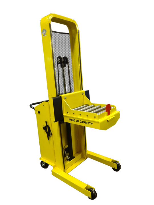 1,500 lb Single Station Die Change Cart