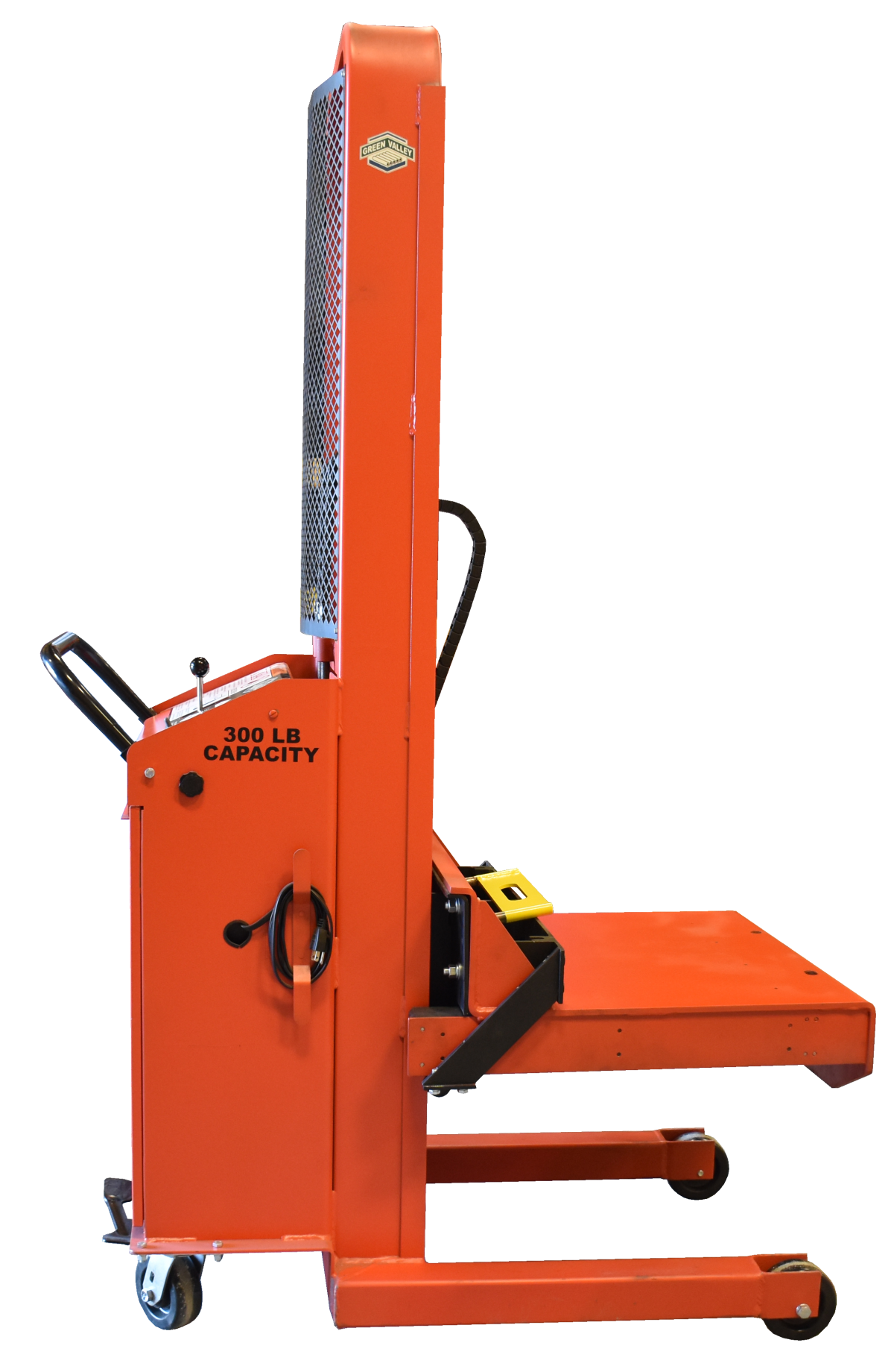 300 lb Single Station Mold Change Cart
