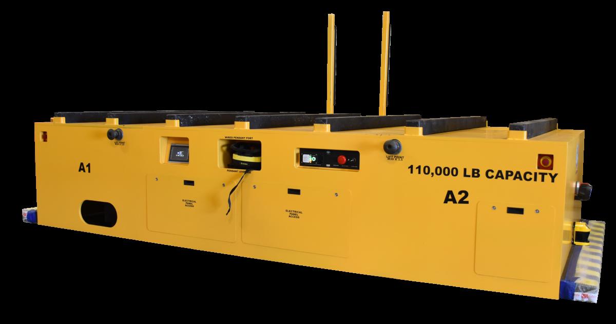 110,000 lb. Free Ranging Transporter