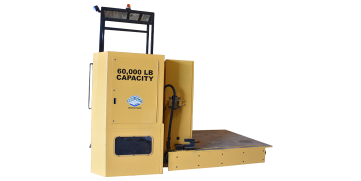 Single Station Die/Mold Carts (2,500+ lbs)