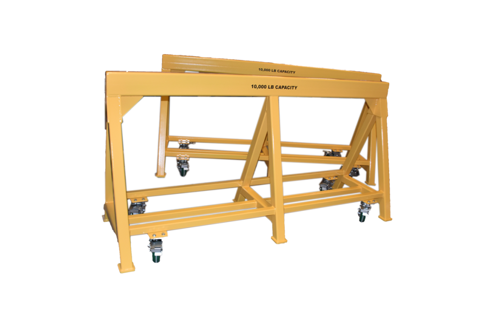 48x96 industrial workhorse 10,000 lb. capacity